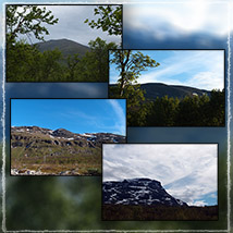 Photo Backgrounds: Northern Mountains image 6