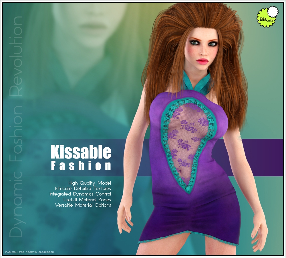Biscuits Kissable Fashion by Biscuits