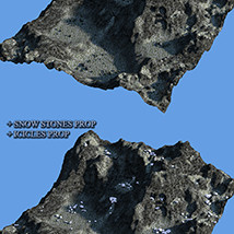 Flinks Ancient Mountains - Winter Add-on image 1