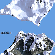 Flinks Ancient Mountains - Winter Add-on image 2