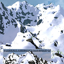 Flinks Ancient Mountains - Winter Add-on image 7