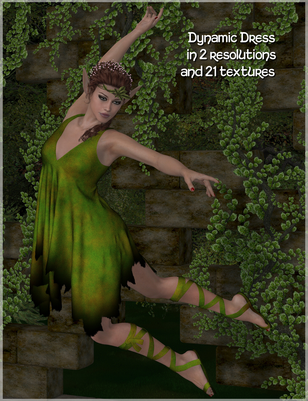 Dynamics 06 - EuroDress for Victoria 4 by Lully
