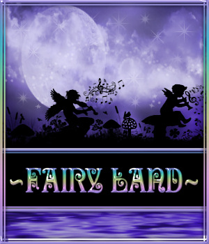 Fairy Land Brushes and Png Files Pack 2D Merchant Resources fractalartist01