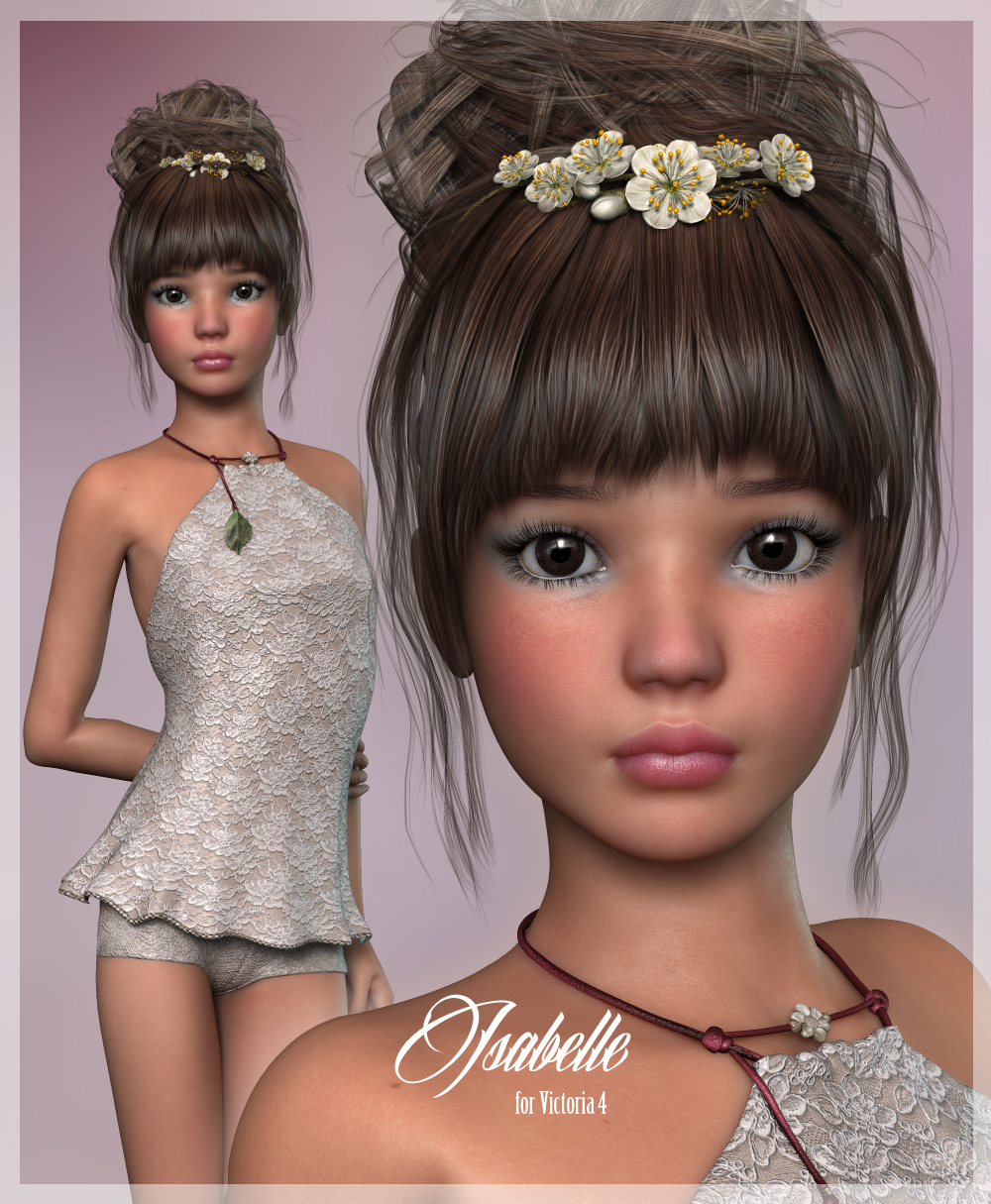 VH Isabelle by Valery3D