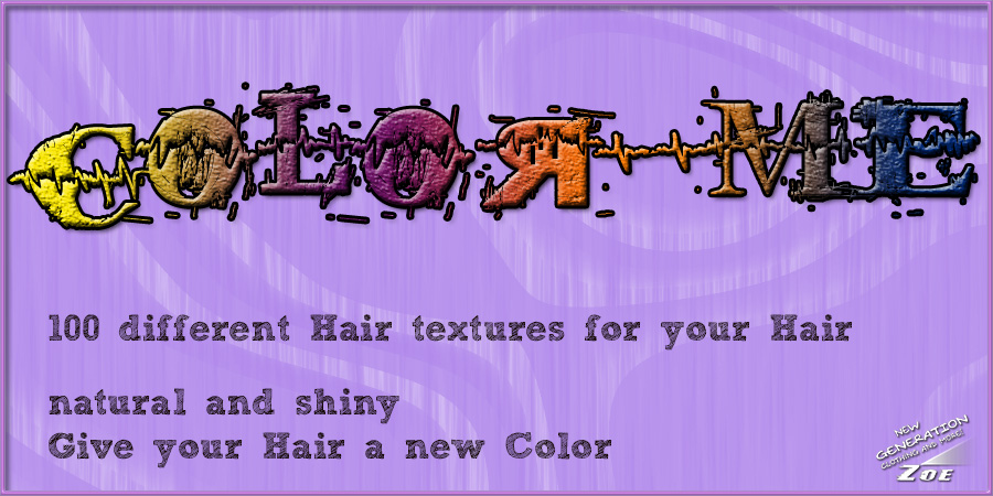 Colorme EiraHair by Zoe