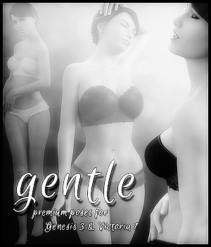 Gentle G3 & V7 by -dragonfly3d-