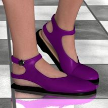 Casual flat Shoes for Victoria 4.2 image 1
