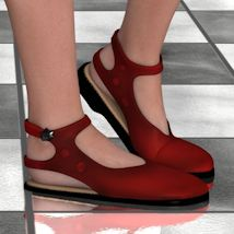 Casual flat Shoes for Victoria 4.2 image 4
