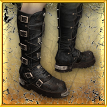 Goth Boots for M4 image 1