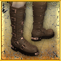 Goth Boots for M4 image 3