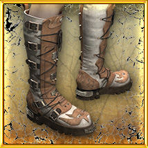 Goth Boots for M4 image 4