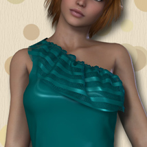 Summer Dress for V4 image 3