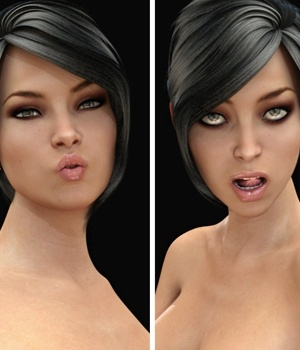 Sexy G3F 3D Figure Essentials Software Tempesta3d