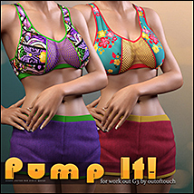Pump It! for Work Out G3 image 4