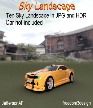 SKY Landscape Software JeffersonAF