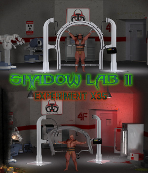 Shadow Lab 2 - Experiment X35 3D Models swhawk