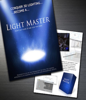 3D Light Master Tutorials : Learn 3D dreamlight