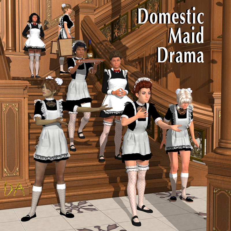 Domestic Maid Drama