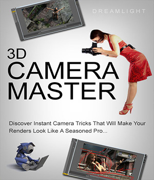 3D Camera Master Tutorials : Learn 3D dreamlight