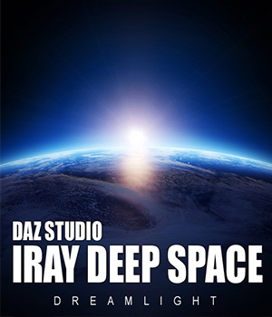 DAZ Studio Iray Deep Space Tutorials : Learn 3D dreamlight