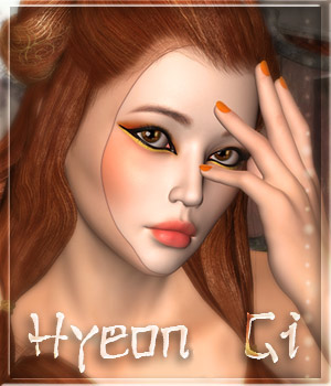 Hyeon Gi G2F 3D Figure Essentials alexaana