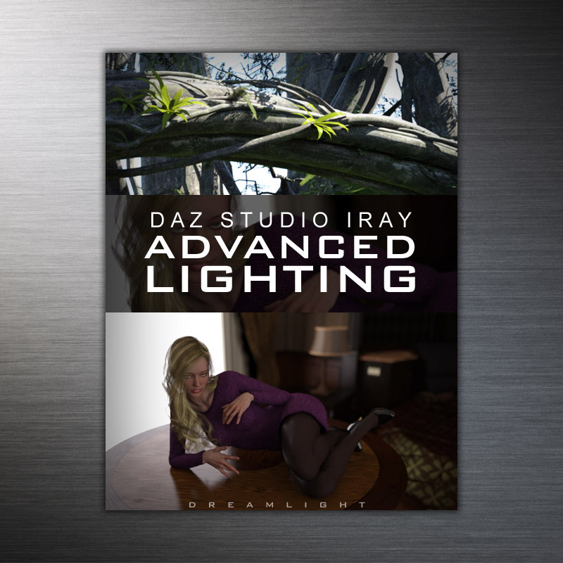 DAZ Studio Iray Advanced Lighting & DAZ Studio Iray Advanced Lighting Lights and Cameras Tutorials ...