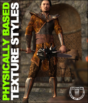 OOT PBR Texture Styles for Fire Guard Outfit 3D Figure Essentials outoftouch