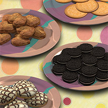 Exnem Cookies Props for Poser image 3