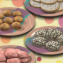 Exnem Cookies Props for Poser image 5