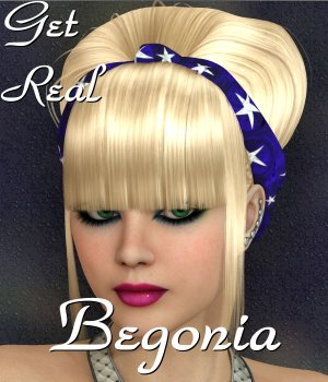 Get Real for Begonia Hair