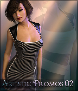 Artistic Promo 02 Backgrounds 2D Graphics Sveva