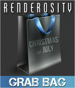 Grab Bag - BUY 1 ITEM FROM RENDEROSITY MARKETPLACE GET 1 FREE!  3D Models 3D Figure Essentials Store Staff
