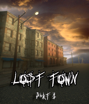 AJ Lost Town (part1) 3D Models -AppleJack-