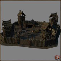 Medieval Training Camp - Extended License image 1