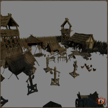 Medieval Training Camp - Extended License image 4