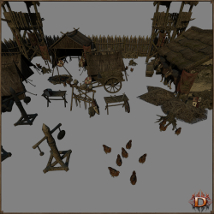Medieval Training Camp - Extended License image 7
