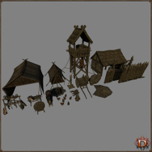 Medieval Training Camp - Extended License image 8