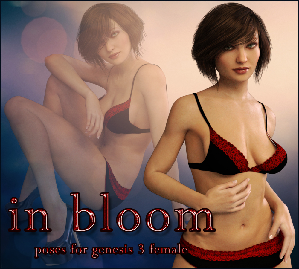 In Bloom for G3F & V7