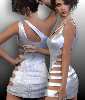 Night Out for Genesis 3 Females 3D Figure Assets WildDesigns