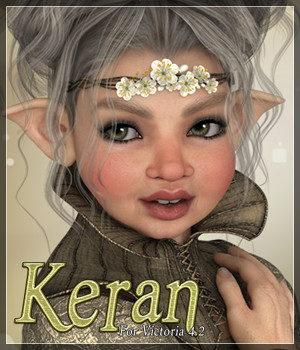 SV7 Keran 3D Figure Essentials Seven