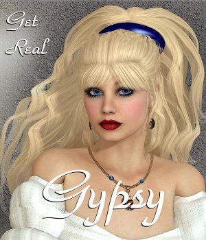 Get Real for Gypsy Love hair 3D Figure Essentials chrislenn