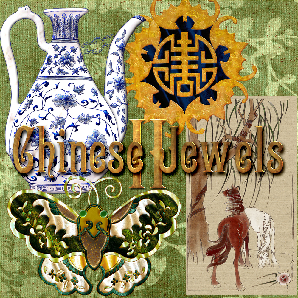 Harvest Moons Chinese Jewels II