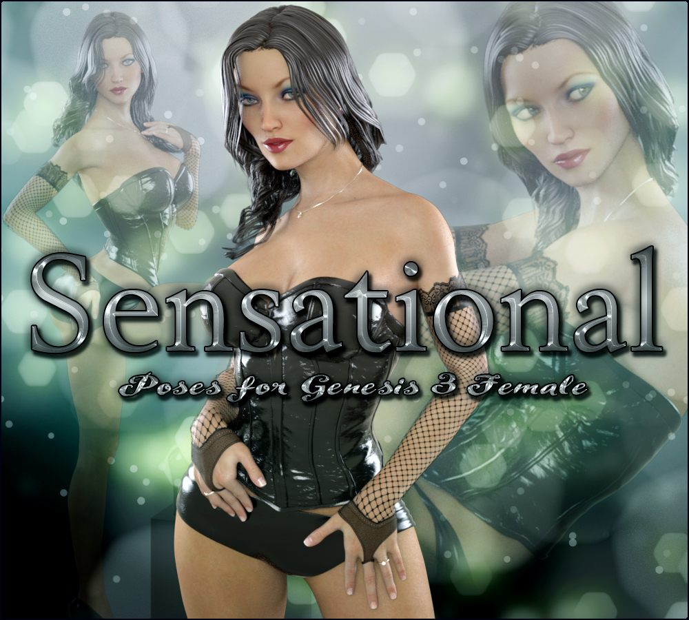 Sensational For Genesis 3 Female by lunchlady