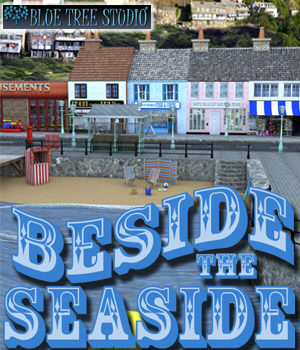 Beside the Seaside 3D Models BlueTreeStudio