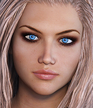 Sublime Head Morphs Genesis 3 Female(s) 3D Figure Assets Merchant Resources 3DSublimeProductions