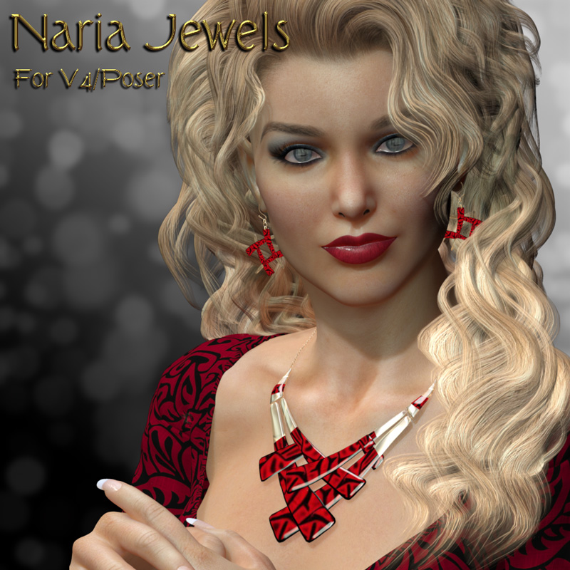 Naria Jewels for V4