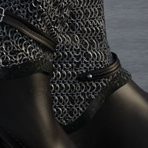 Laced Fantasy Boots G3F image 1