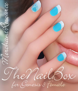 The Nail Box G3F Merchant Resources 2D alexaana