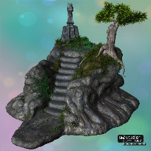 Rock the Mystical Totem Staircase image 2