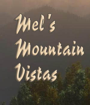 Mel's Mountain Vistas by ArtByMel